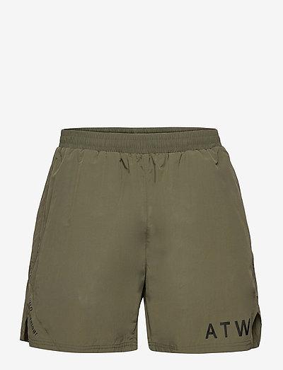 HALO ATW SHORT - tights & shorts - olive night