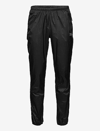HALO Packable Pant - trainingshosen - black