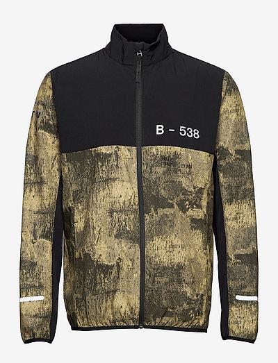 HALO CAMO TECH JACKET - vestes et manteaux - green camo
