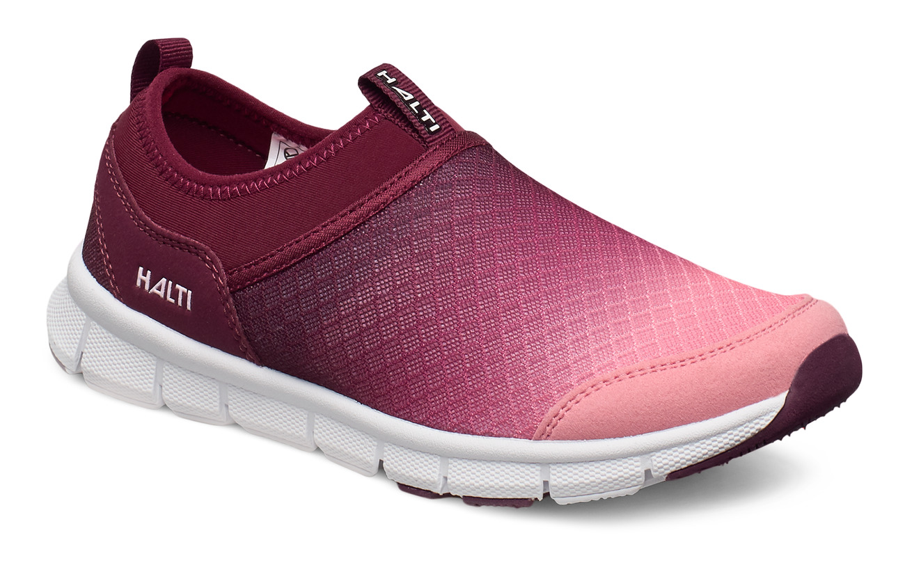 Halti Lente Women's Leisure shoes - RHUBARB RED