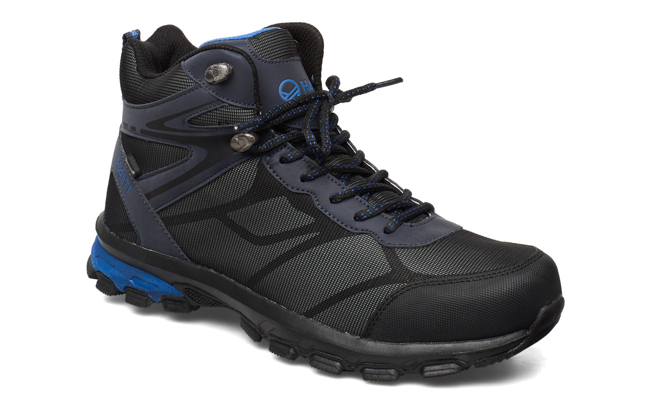 Halti Dovi mid DX M trekking shoe - BLACK