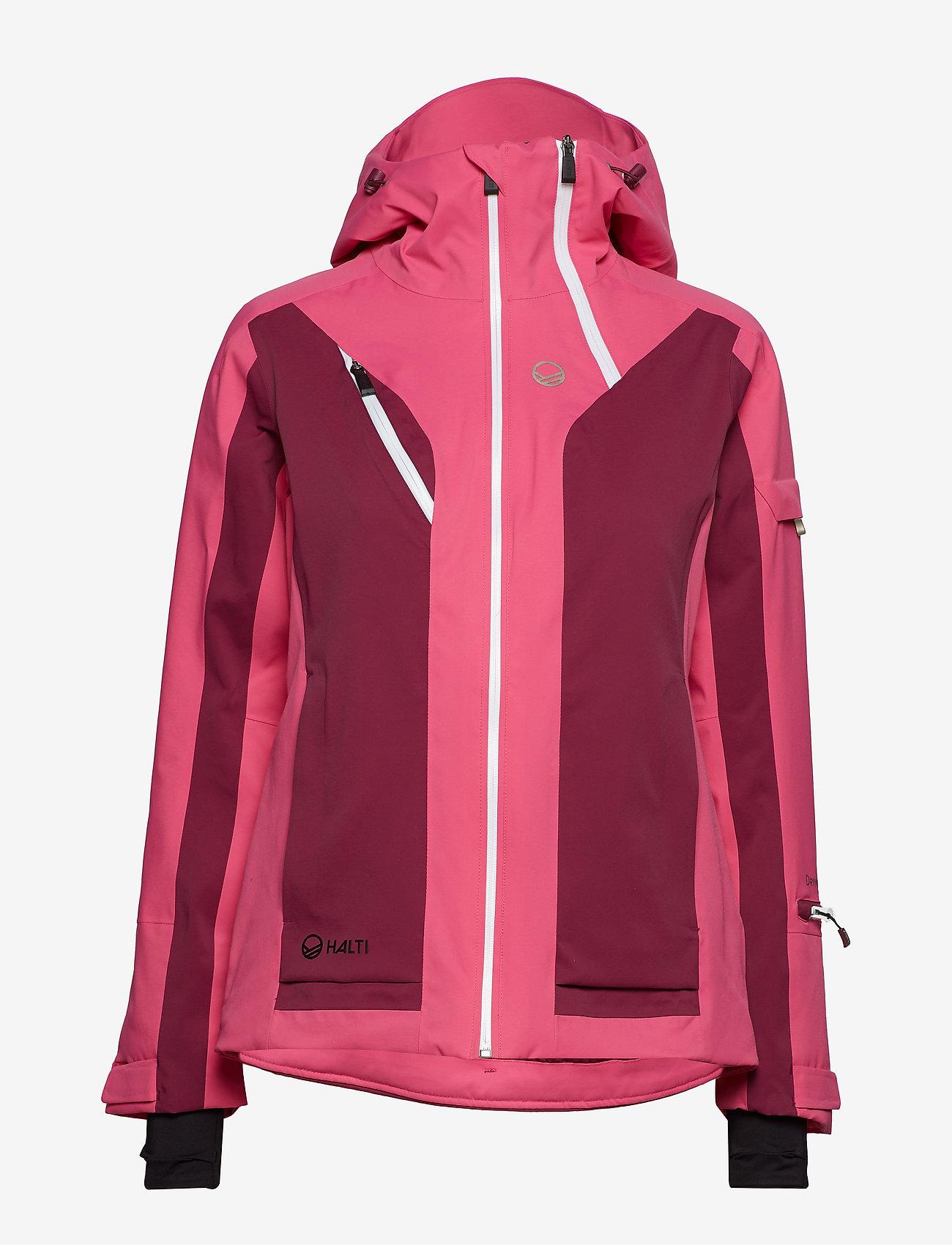 Podium W Dx Ski Jacket (Fuchsia Purple) - Halti nM2pKk