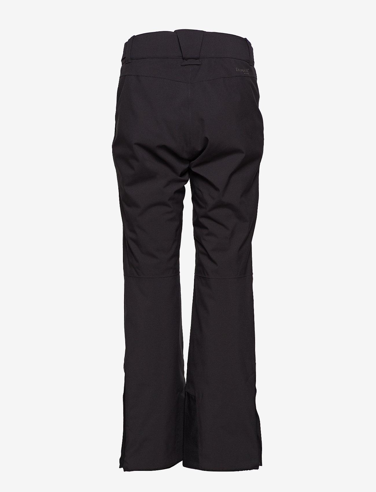 Halti - Puntti II W DX ski pants - insulated pants - black - 1