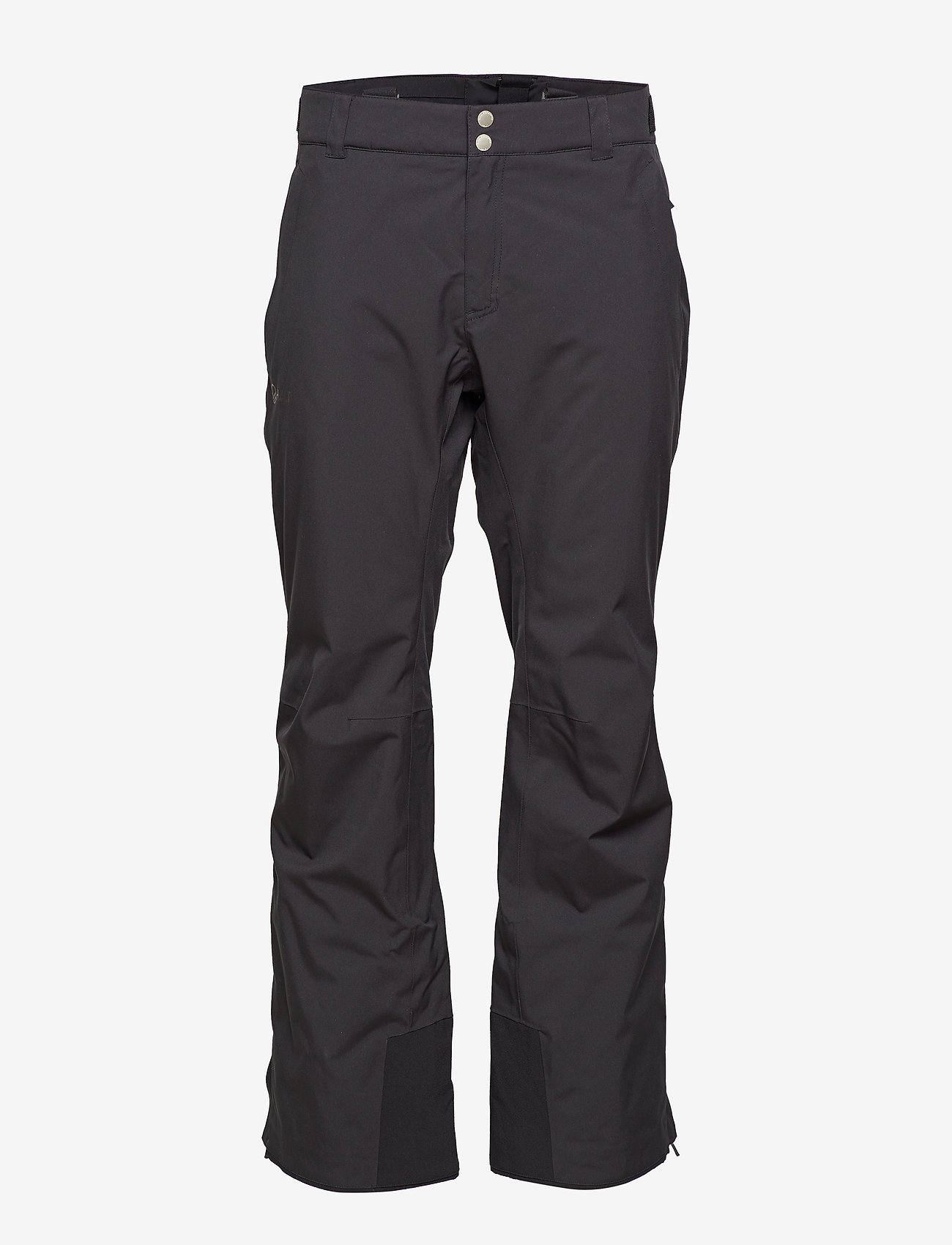 Halti - Puntti II M DX ski pants - thermohosen - black - 0