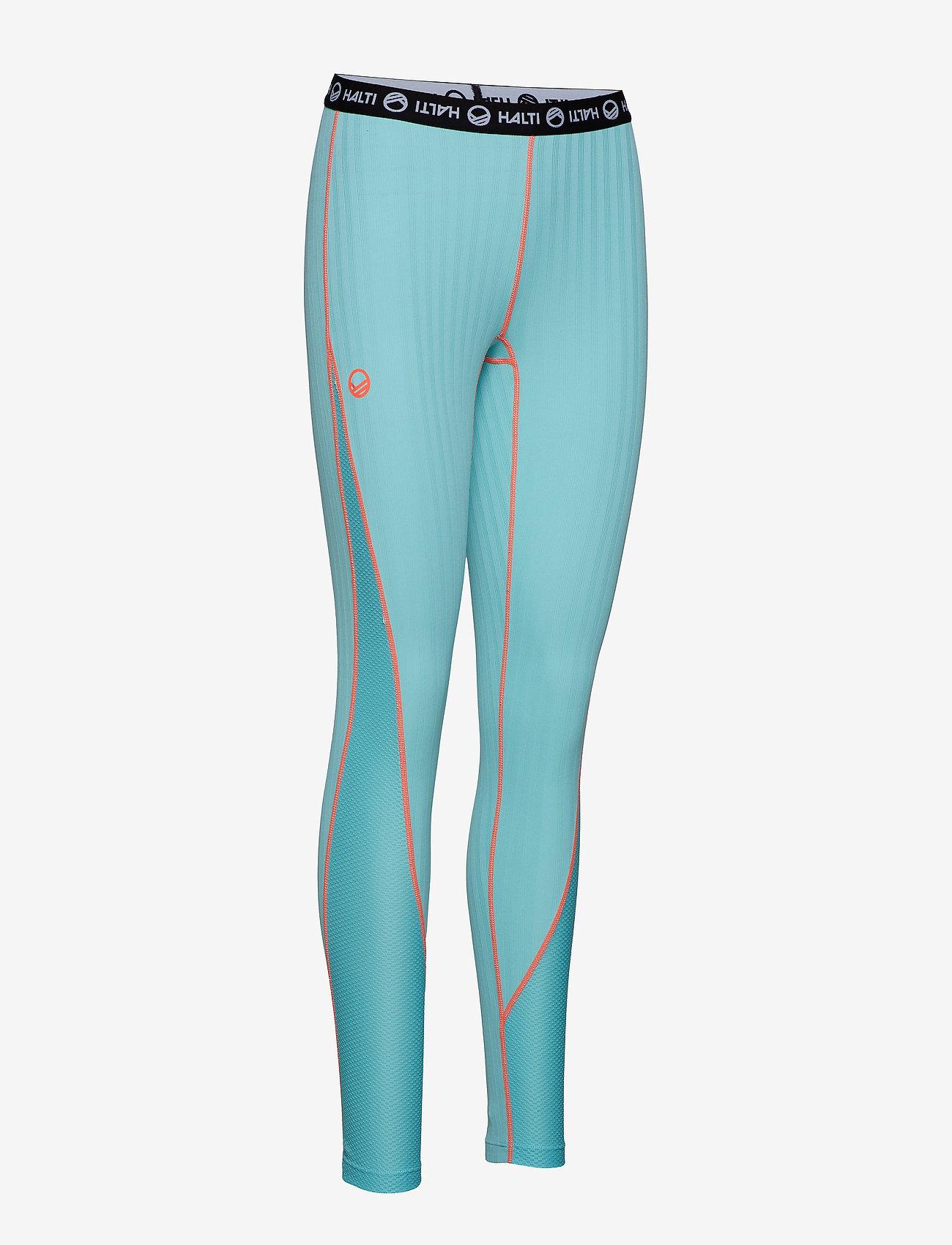 Halti Ultra Cool Mesh W Pants - Underställ Mint Blue