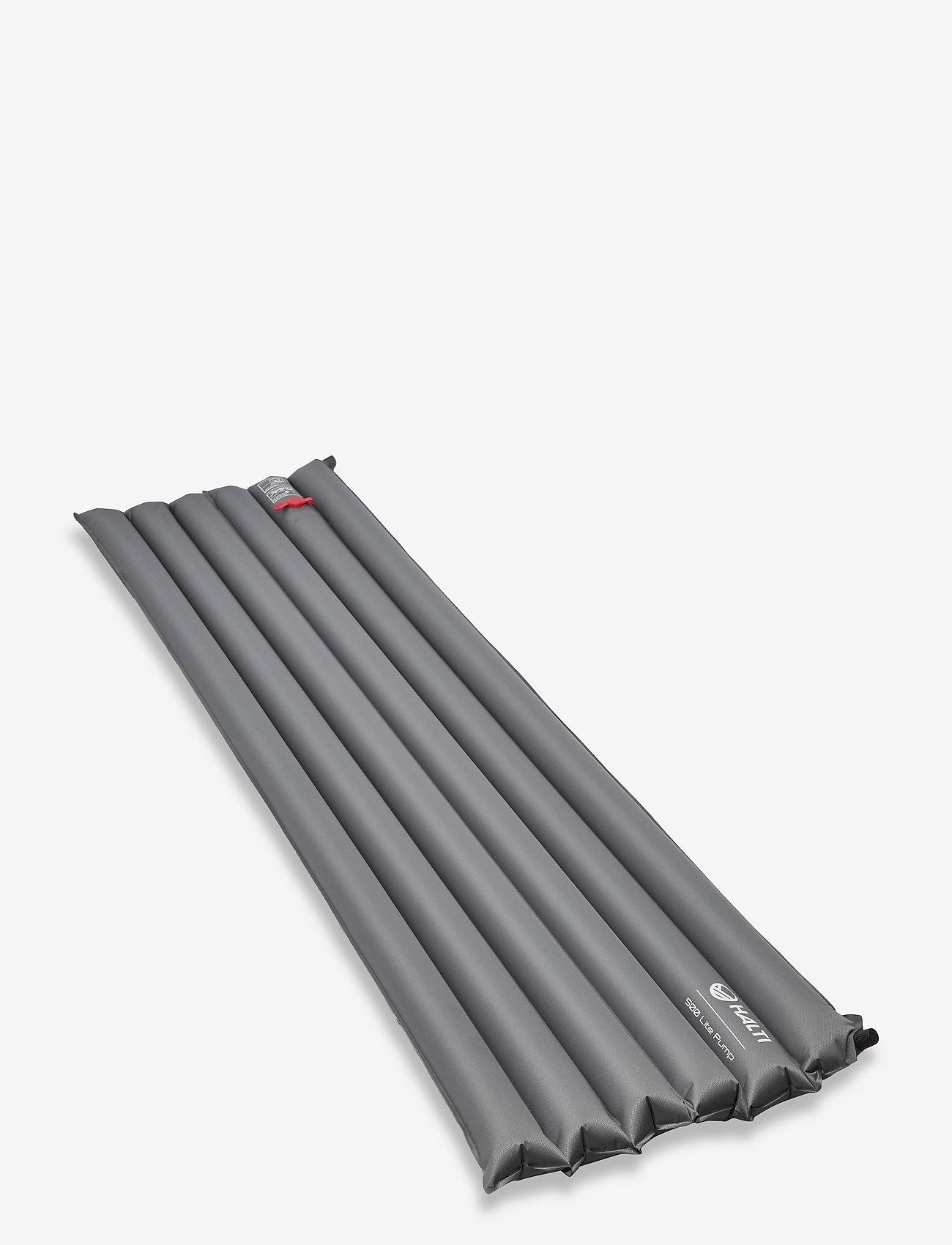 Halti - 500 Lite Pump Mattress - quiet shade grey - 0