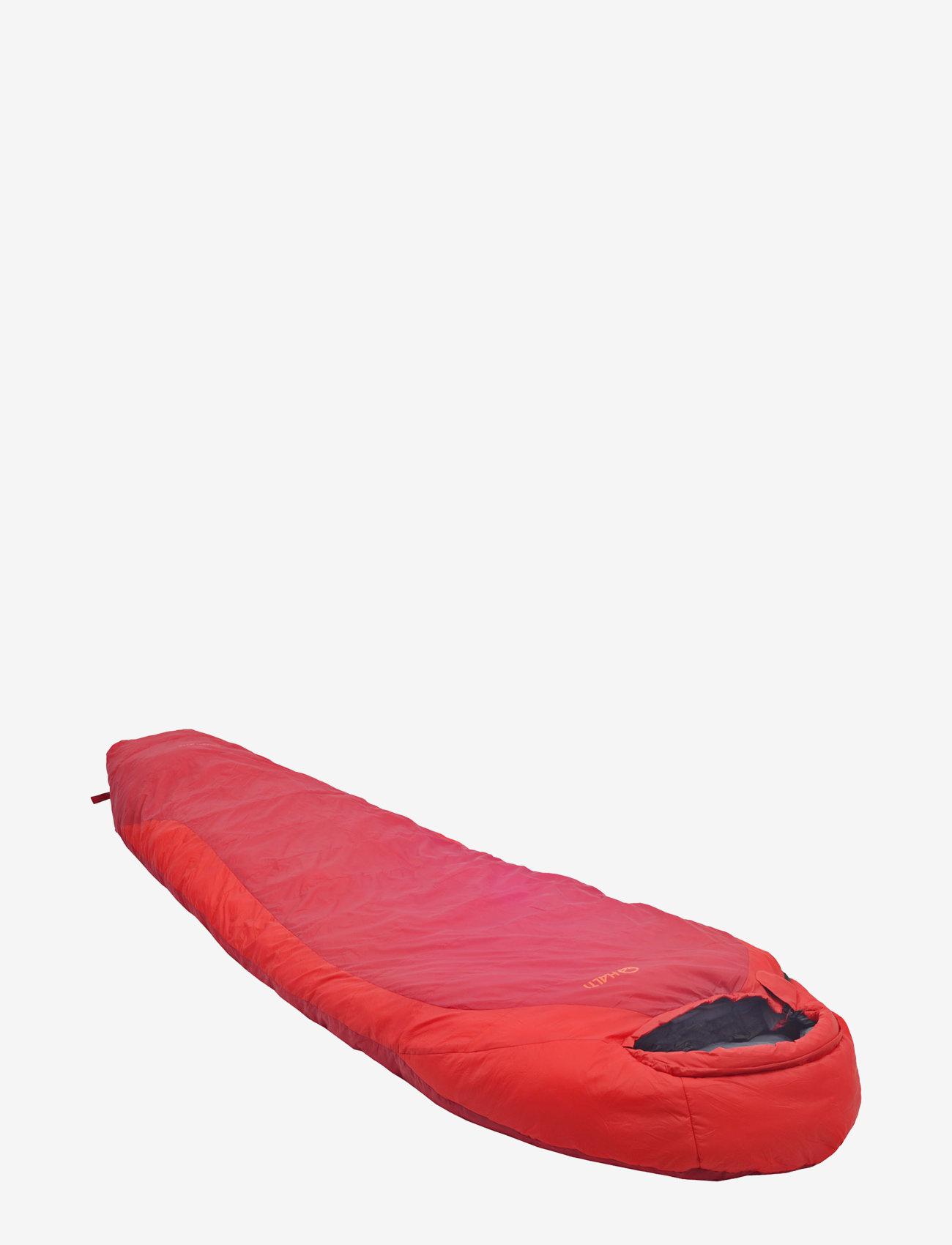 Halti - Oxygen 15 L Sleeping bag - sacs de couchage et matelas - cabernet red - 0