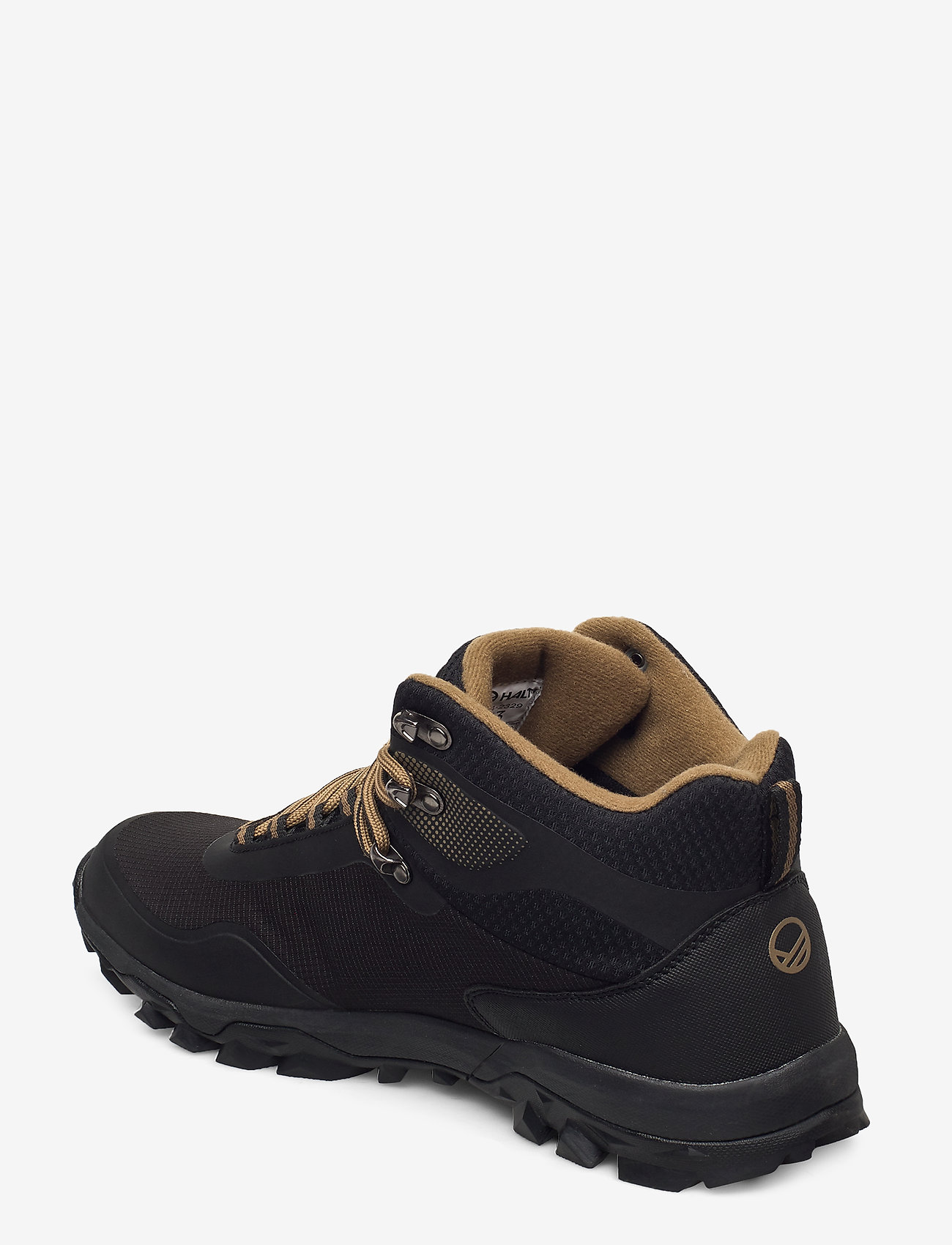 Fara Men's Mid Drymaxx Outdoor Shoes (Black/khaki) (99.90 €) - Halti fgGmq