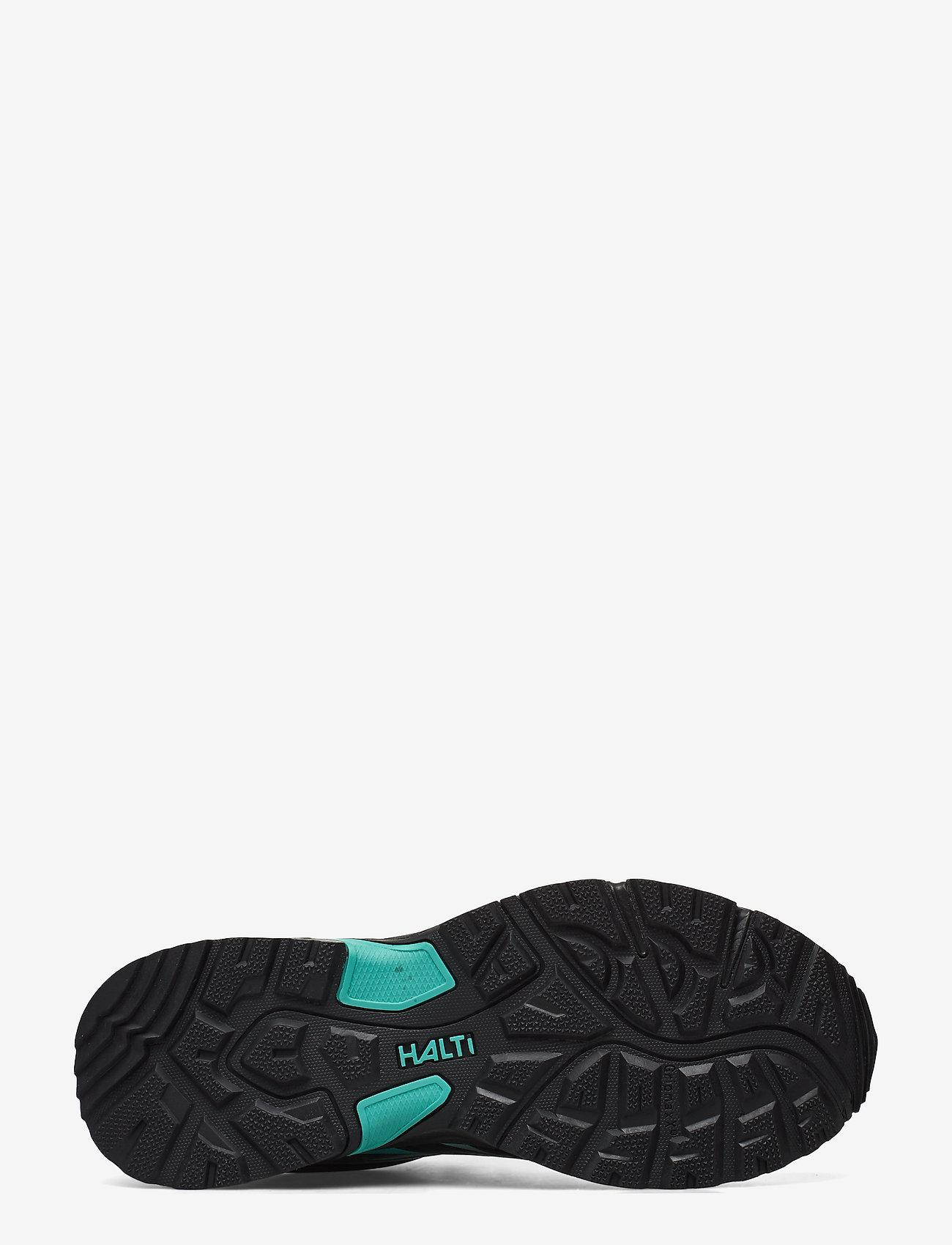 Narvik Women's Low Drymaxx Outdoor Shoes (Ceramic Mint) - Halti