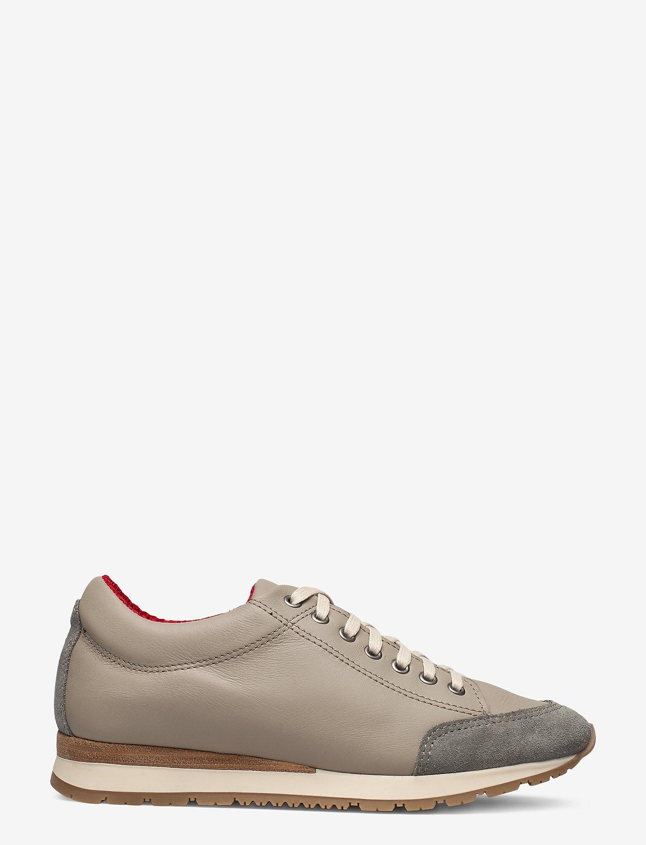 Halti Lodge Low Lthr Shoe - Sneakers