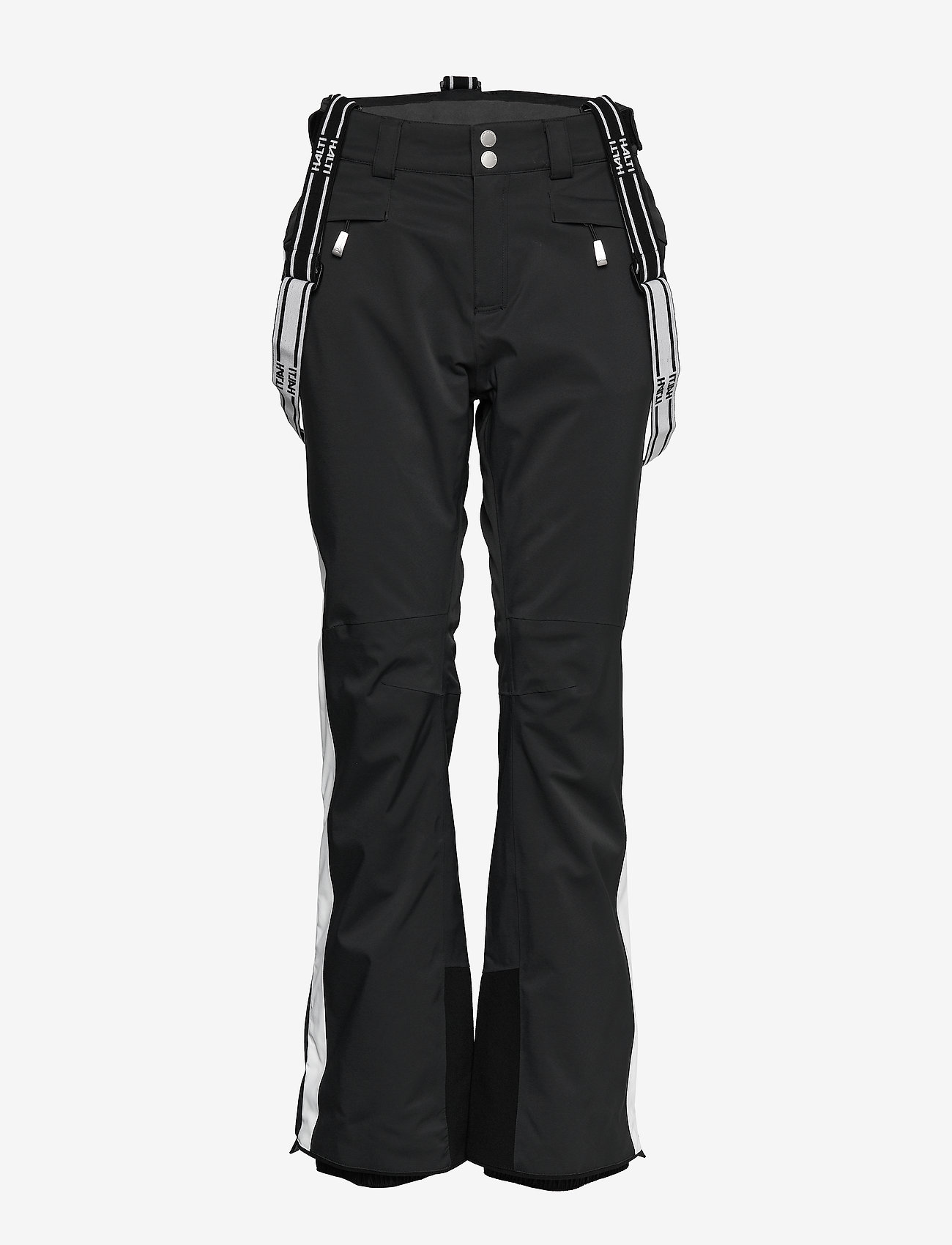 Halti - Podium Women's DX Ski Pants - skibroeken - black - 0