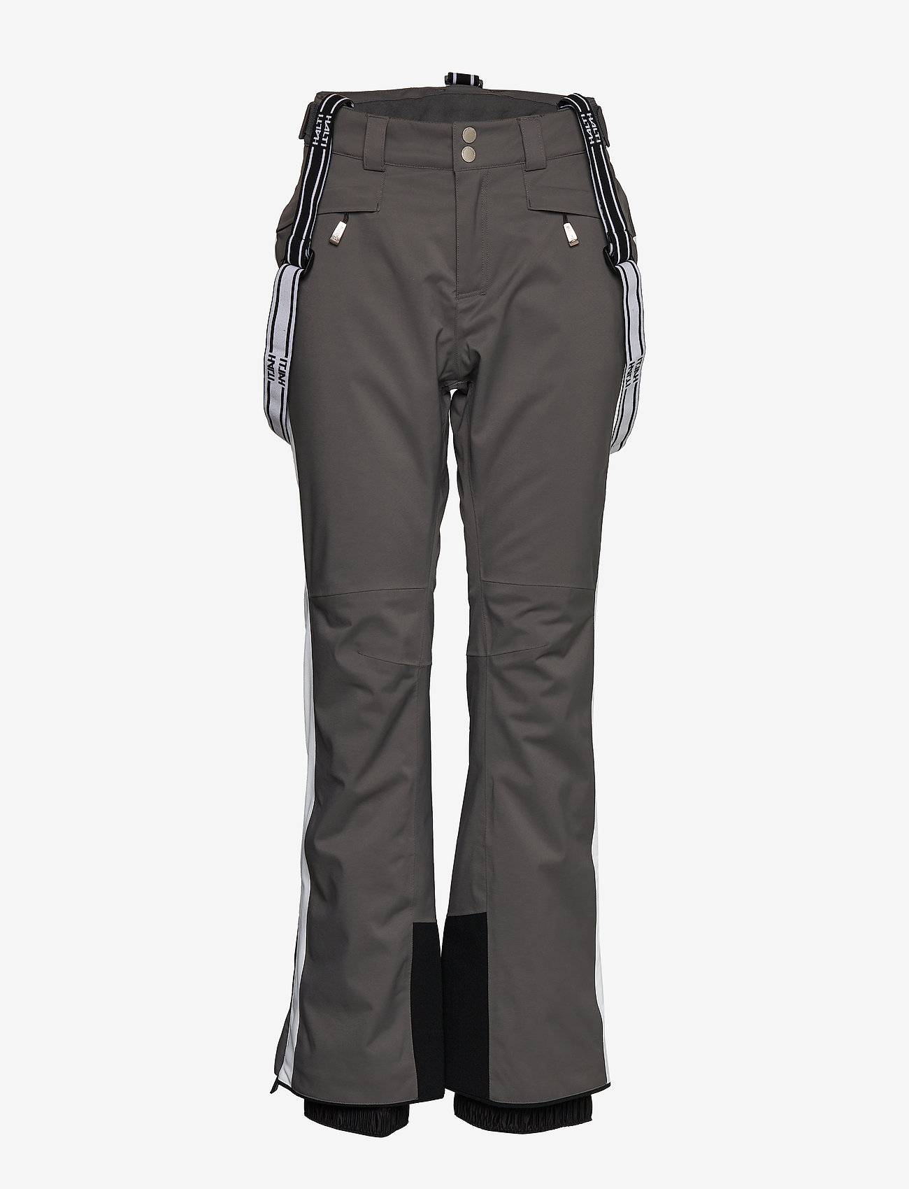 Halti - Podium Women's DX Ski Pants - insulated pants - granite grey - 0