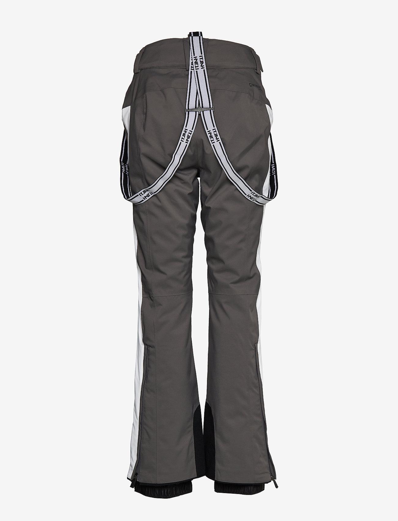 Halti - Podium Women's DX Ski Pants - insulated pants - granite grey - 1