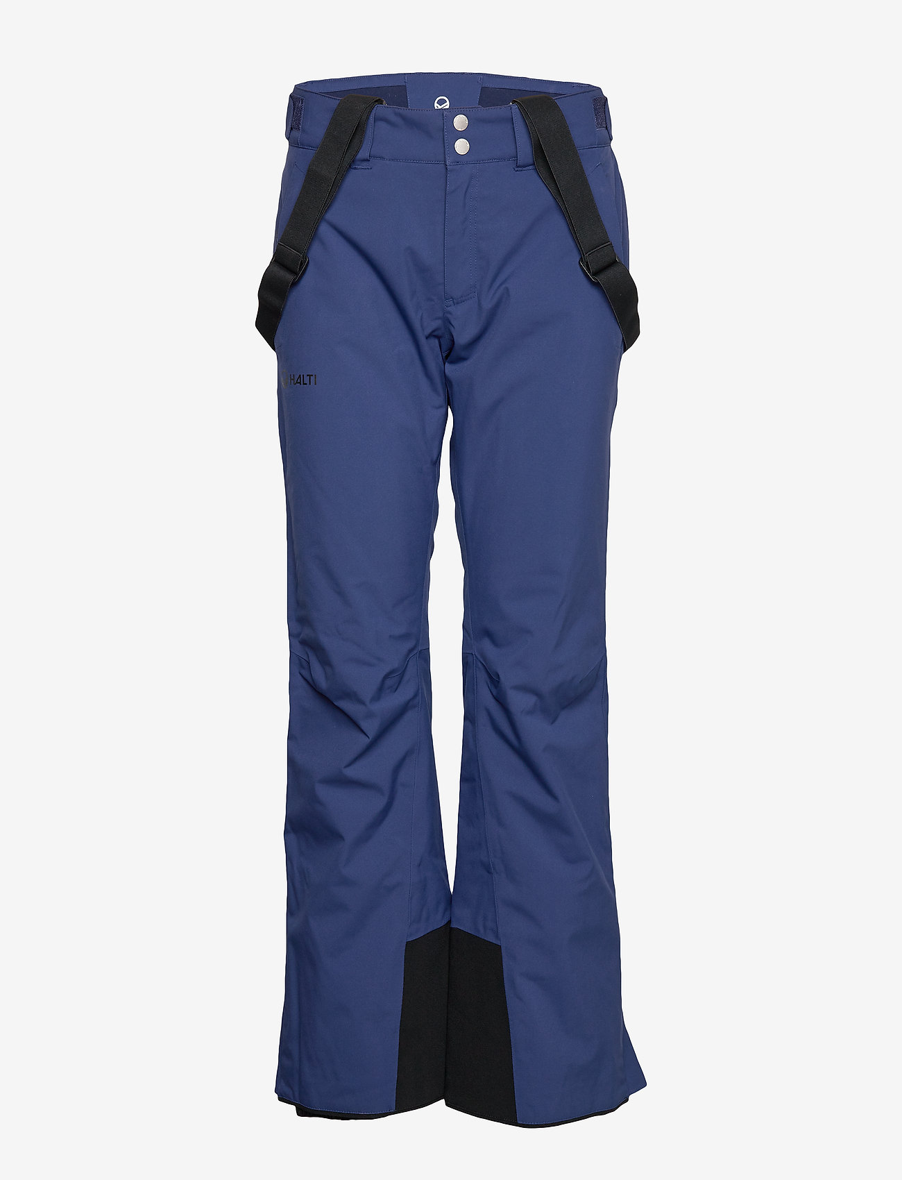 Halti - Puntti II Women's DX Ski Pants - isolerande byxor - blueprint - 0