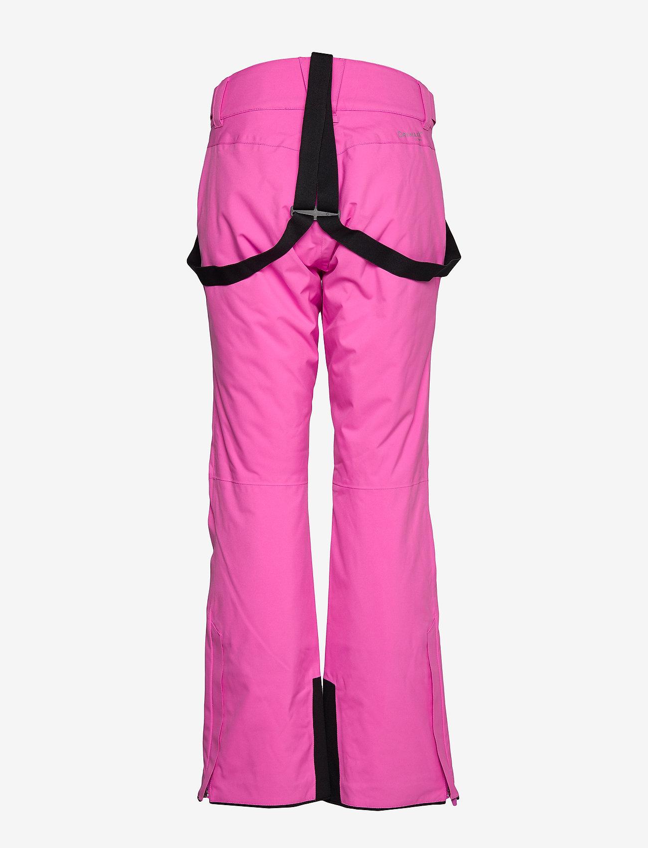 Halti - Puntti II Women's DX Ski Pants - isolerande byxor - super pink - 1