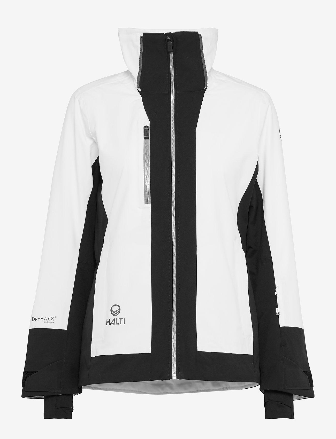 Podium Ii W Jacket (White) (314.30 €) - Halti hapdo