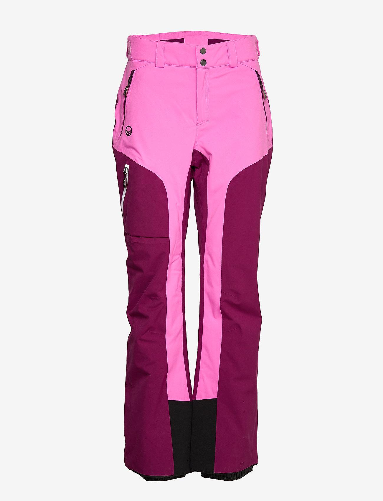 Halti - Podium II W Pants - insulated pants - super pink - 0