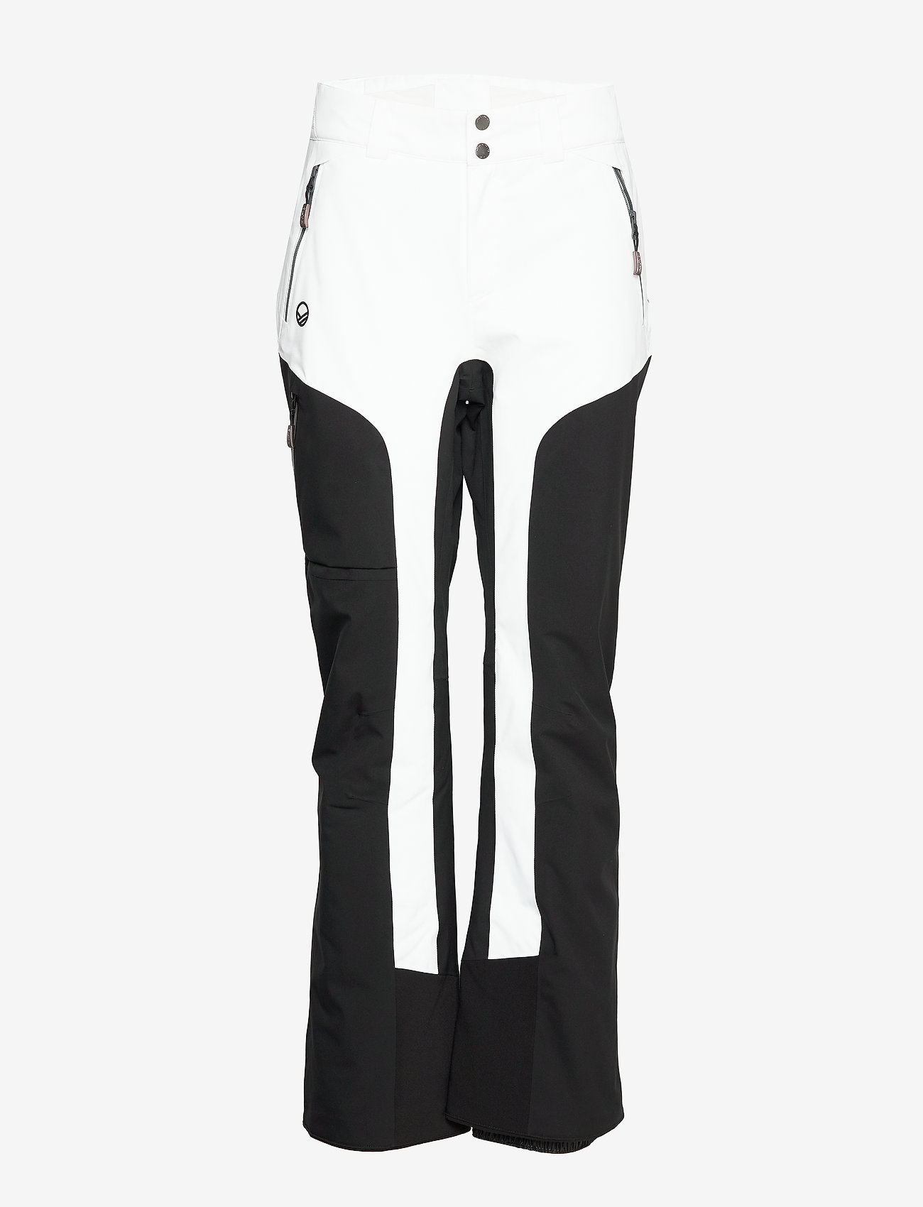 Halti - Podium II W Pants - insulated pants - white - 0