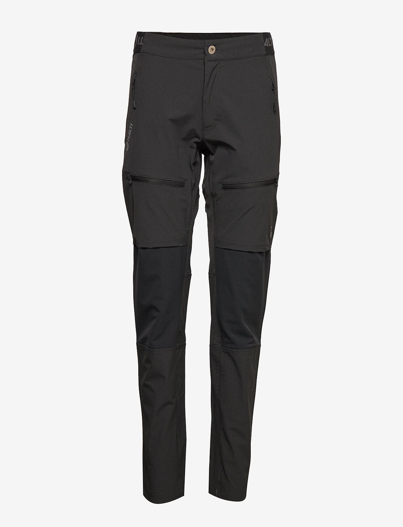 Halti - Pallas Women's X-stretch pants - softshell pants - anthracite grey - 0