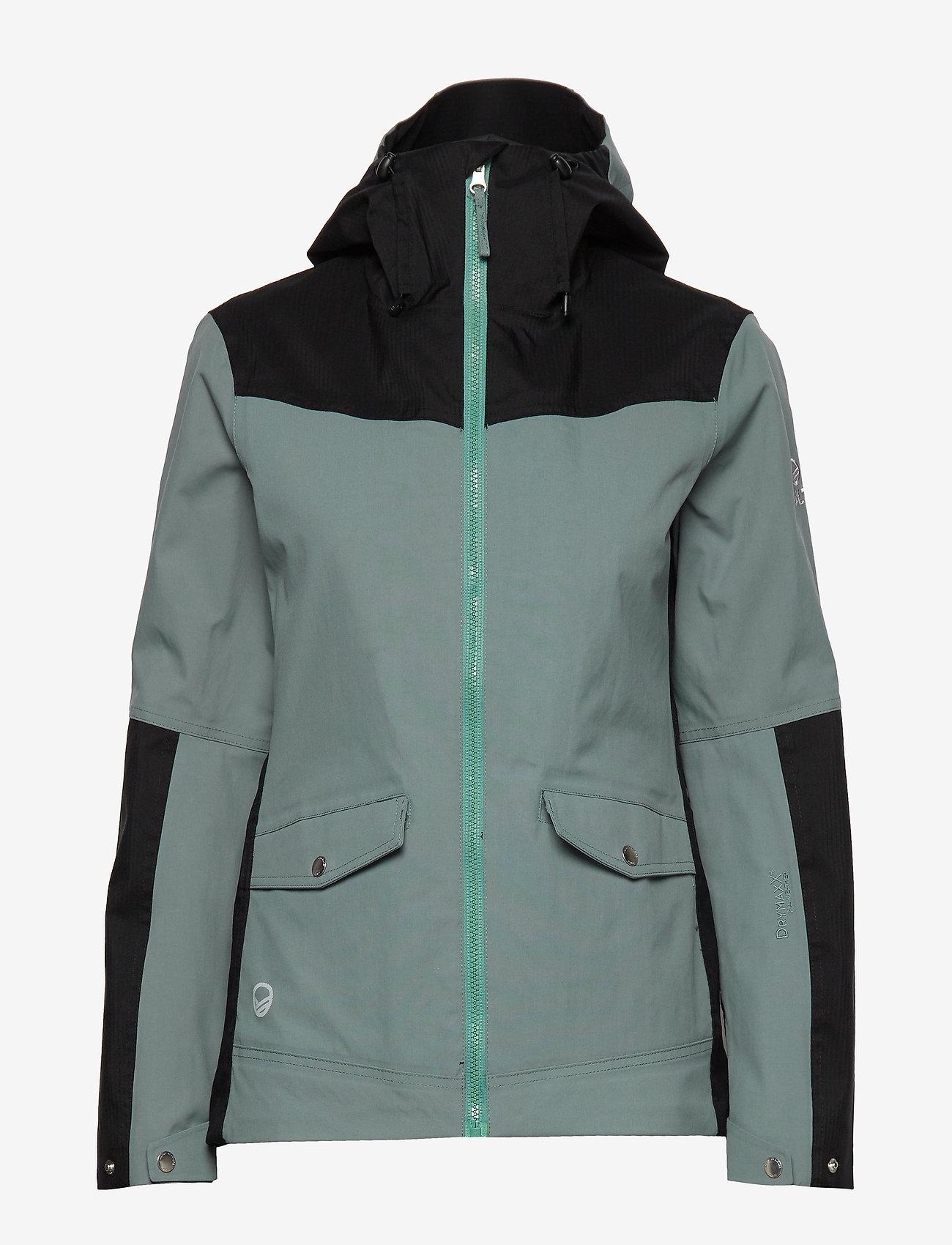 Hiker Women's Drymaxx Outdoor Jacket (Goblin Blue) - Halti ecGGZ9