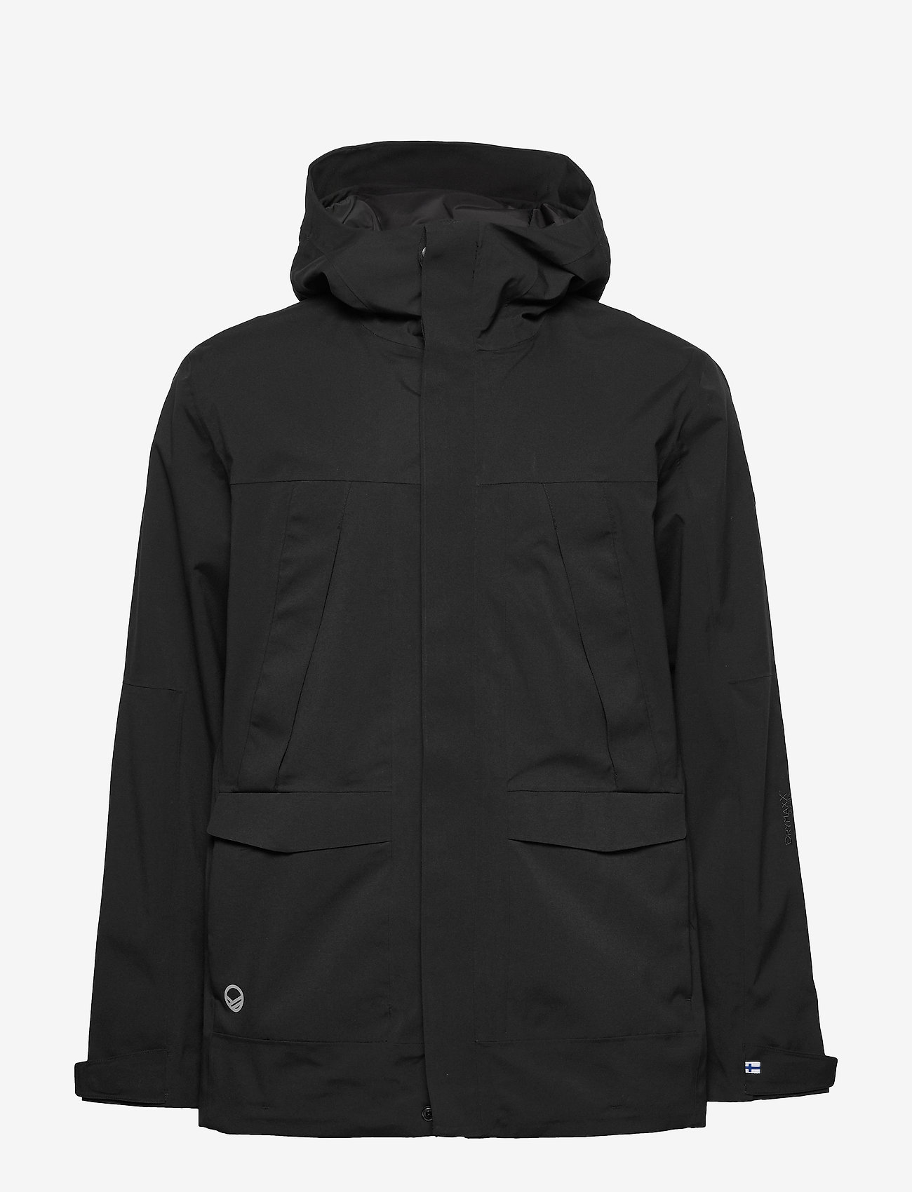 Hiker Next Generation Men's Drymaxx Shell Jacket (Black) (124.50 €) - Halti BJiv1