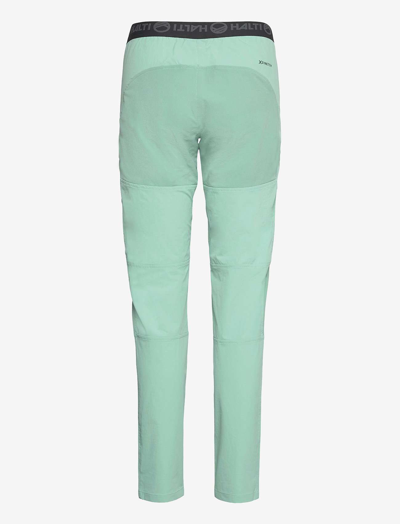 Halti - Pallas II Women's X-stretch Pants - wandelbroeken - canton green - 1