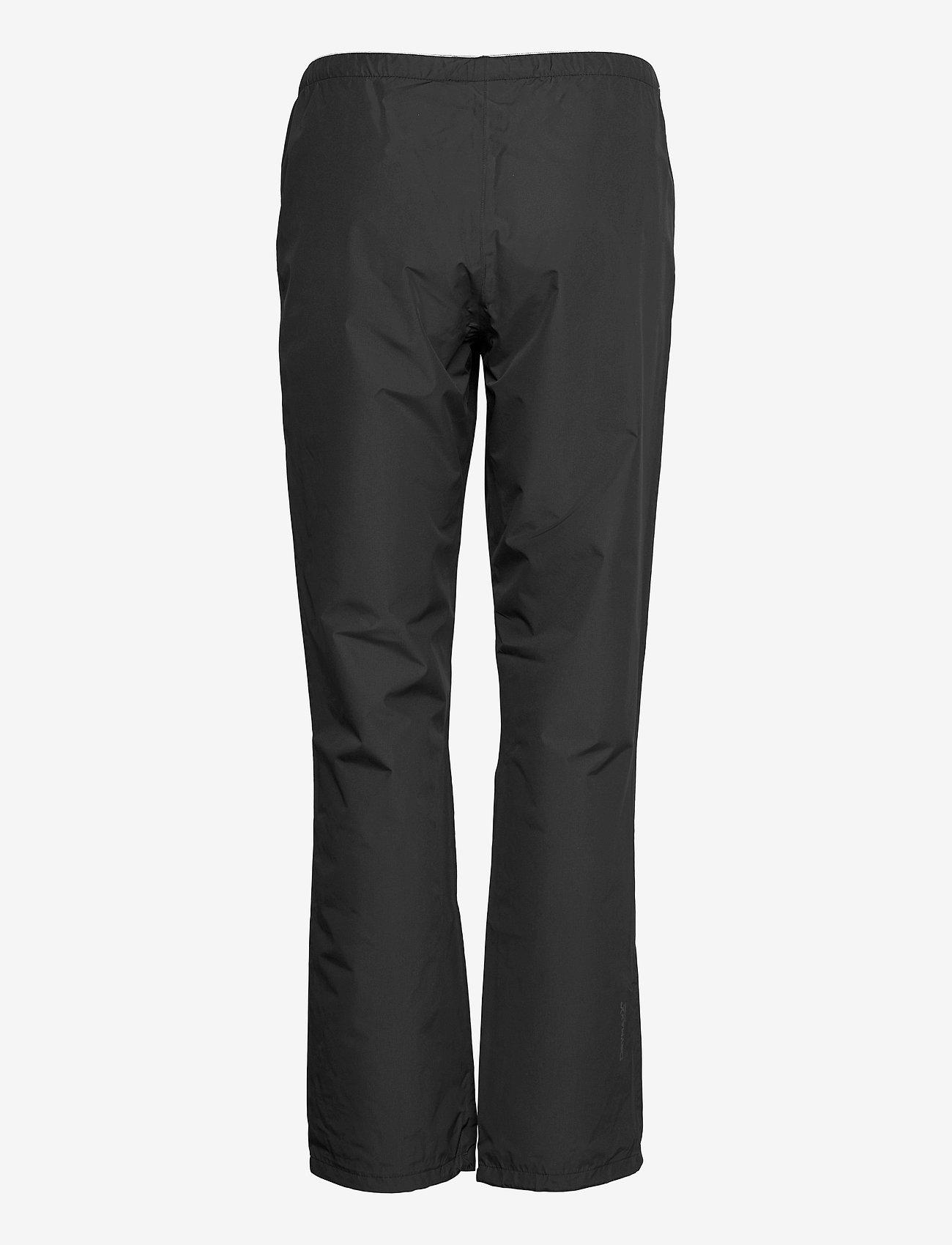 Halti - Fort Women's DrymaxX Shell Pants - friluftsbukser - black - 1