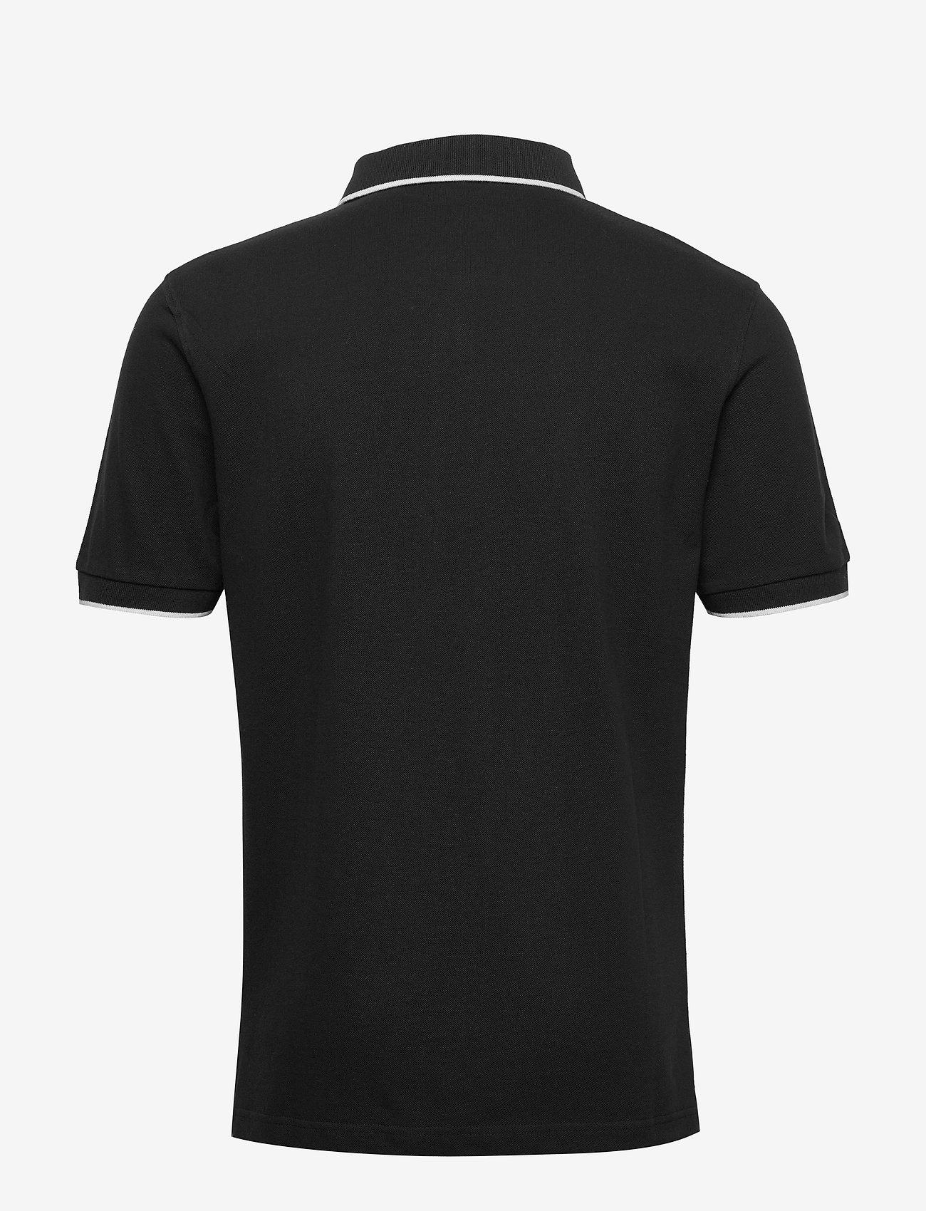 Halti - Lari Men's Polo shirt - kurzärmelig - black - 1