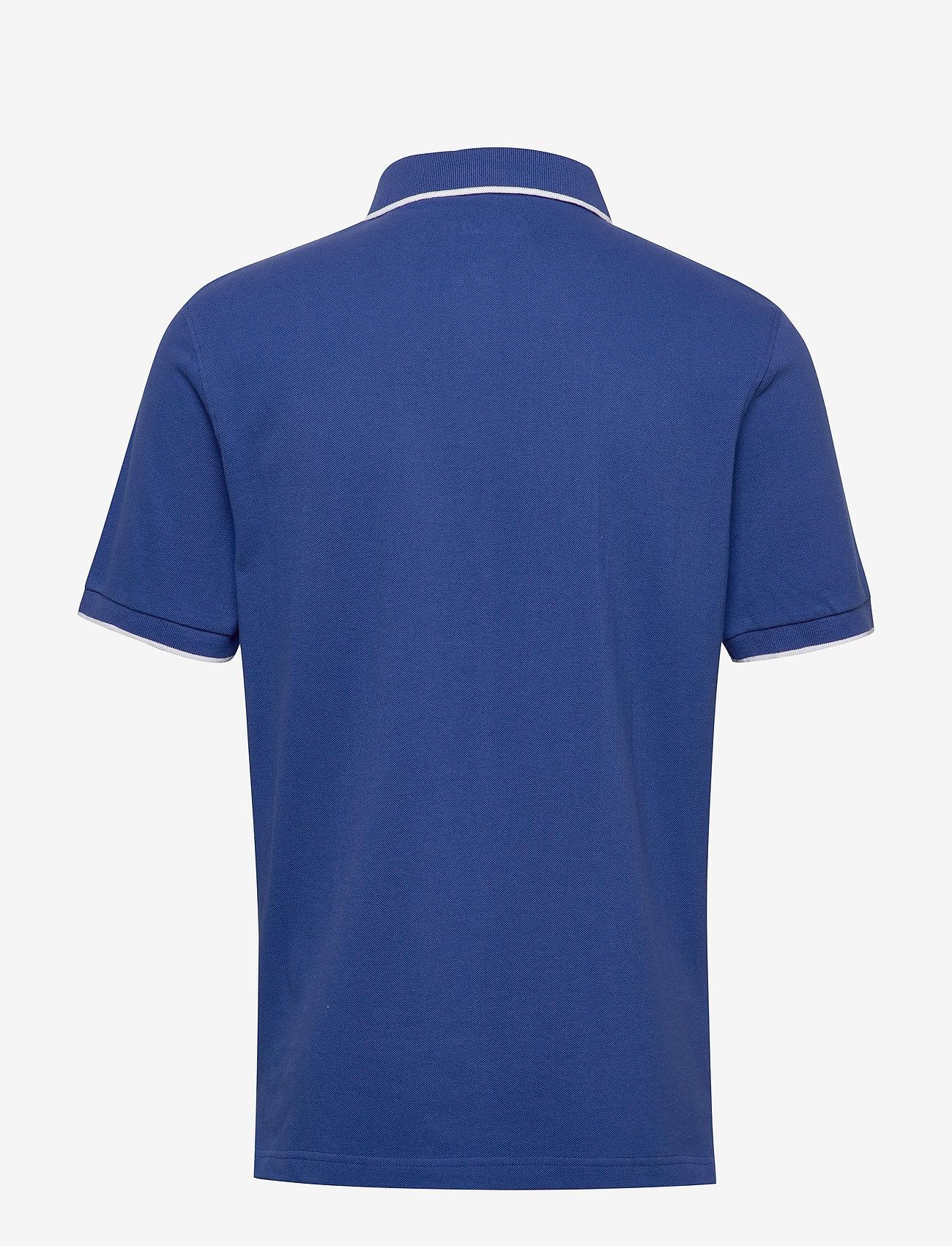 Halti - Lari Men's Polo shirt - polos à manches courtes - power blue - 1