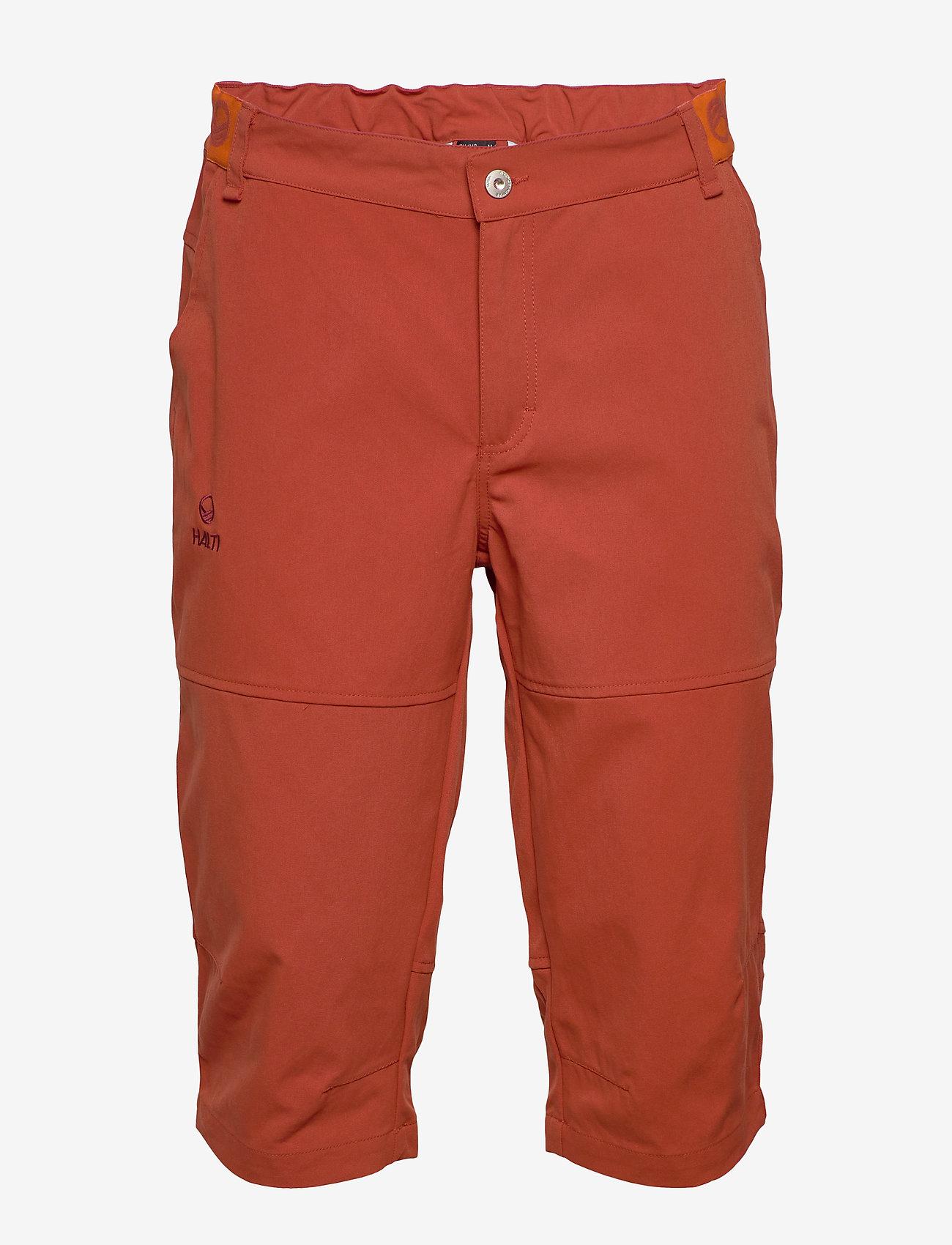 Halti - Vuokatti M Capri pants - wandel korte broek - ketchup red - 0