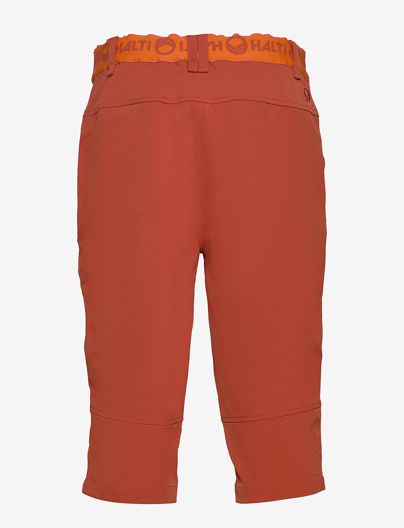 Halti - Vuokatti M Capri pants - wandel korte broek - ketchup red - 1