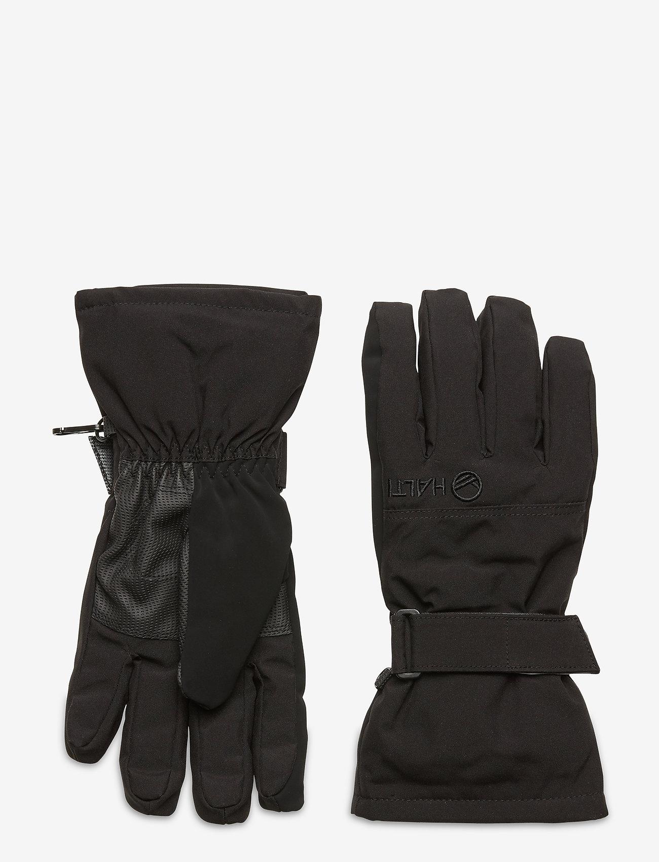 Halti - Flade Ski Gloves - accessories - black - 0