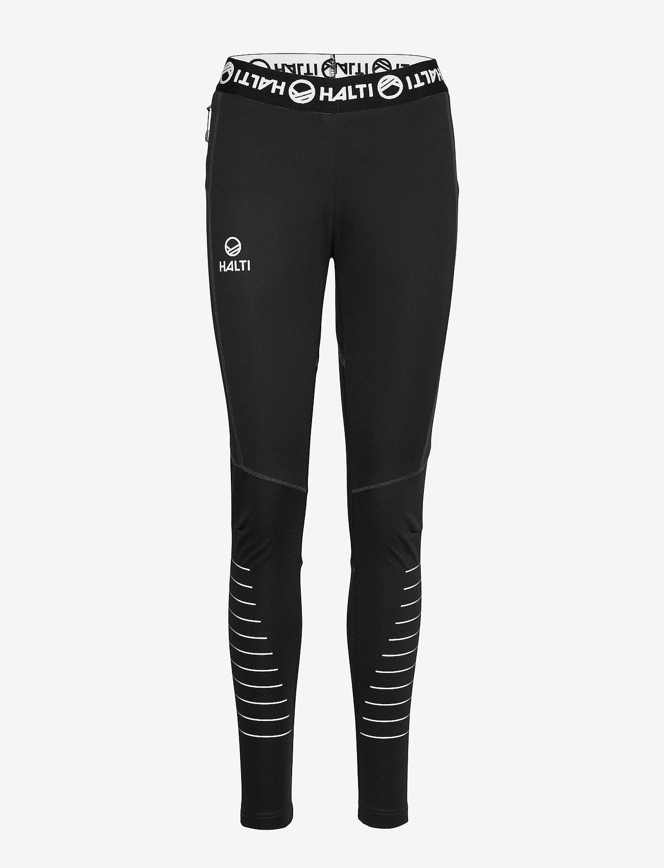 Halti - Kaarre W pants - spodnie narciarskie - black - 0