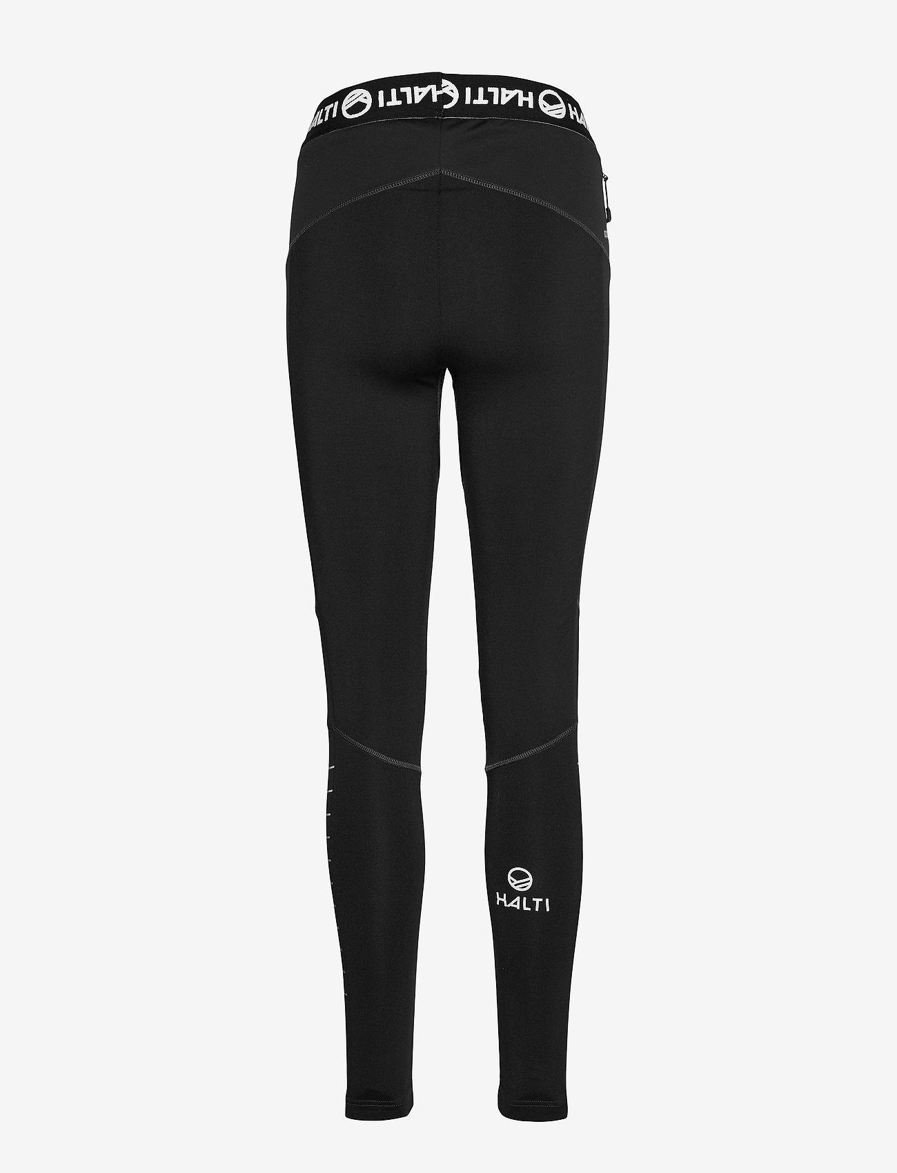 Halti - Kaarre W pants - spodnie narciarskie - black - 1