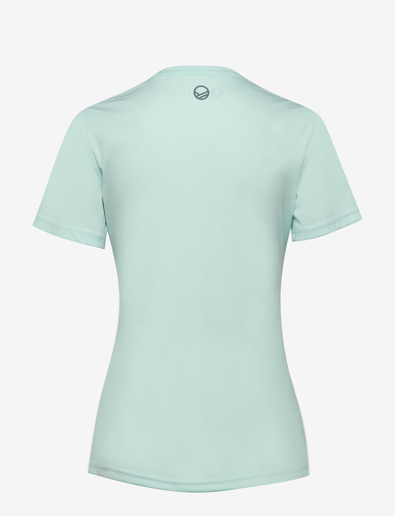 Halti Susa W T-shirt - T-shirty i zopy BLEACHED AQUA MINT - Kobiety Odzież.