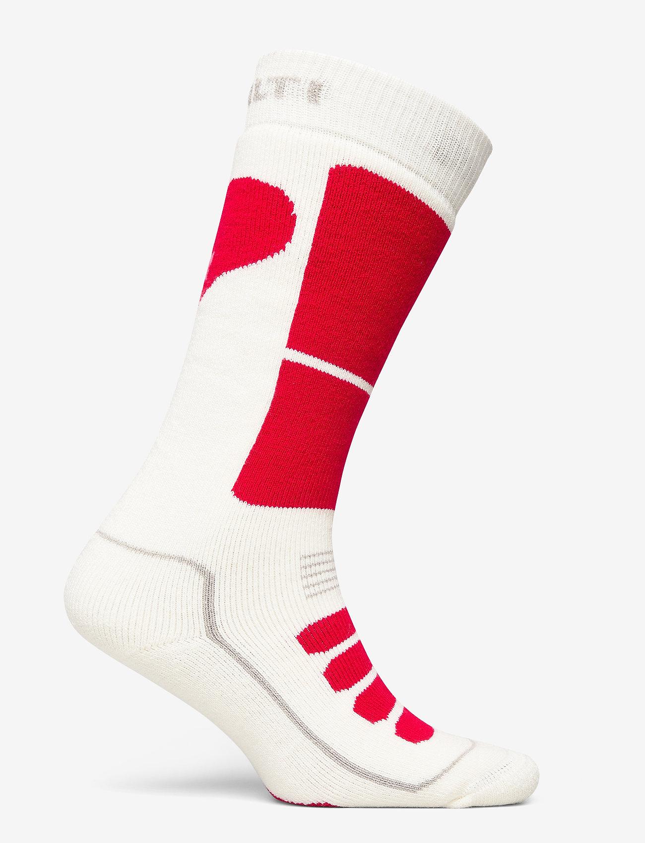 Halti - Women's Heart Sock - sokker - lava red - 1
