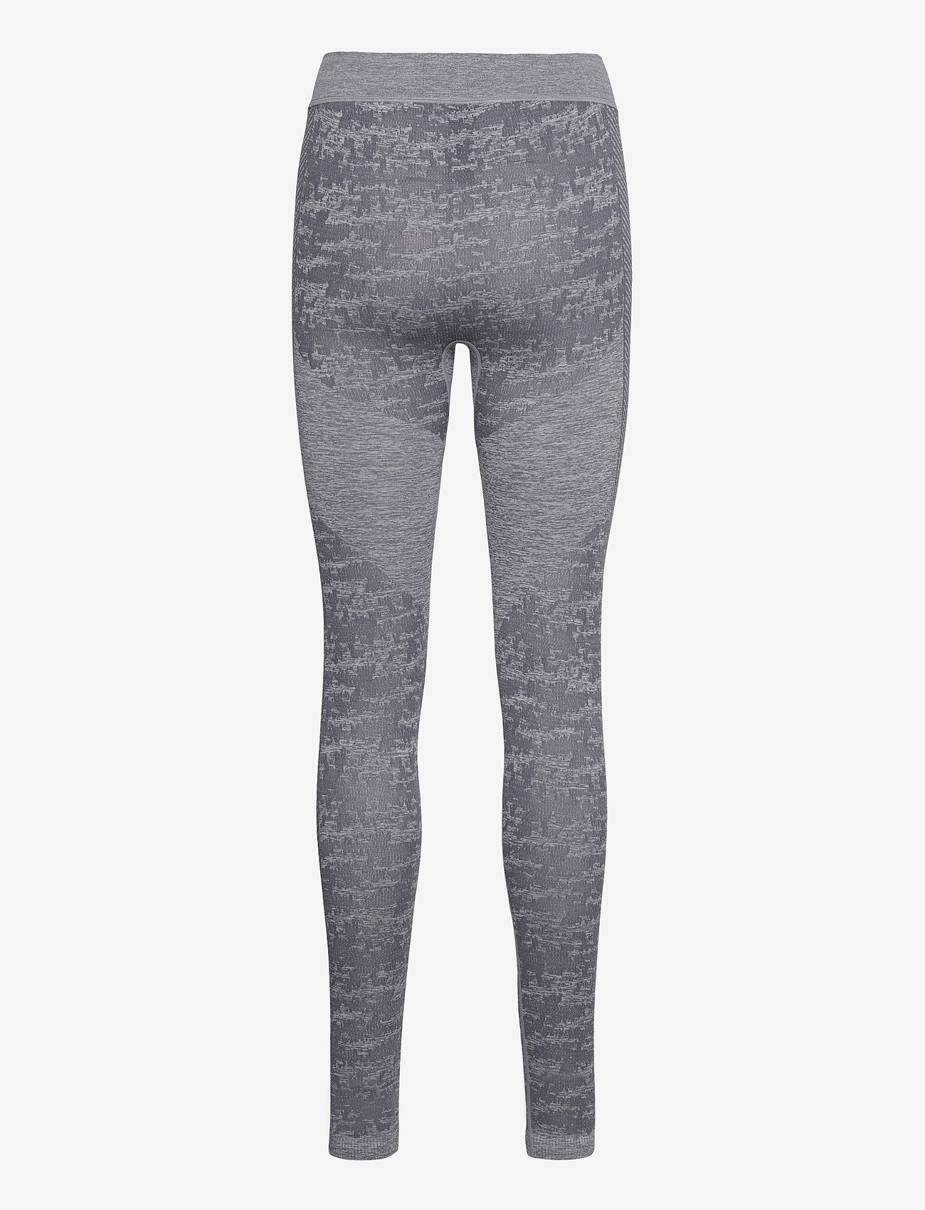 Halti - Free Recy Women's Seamless Base Layer Pants - underställsbyxor - folkstone grey melange - 1