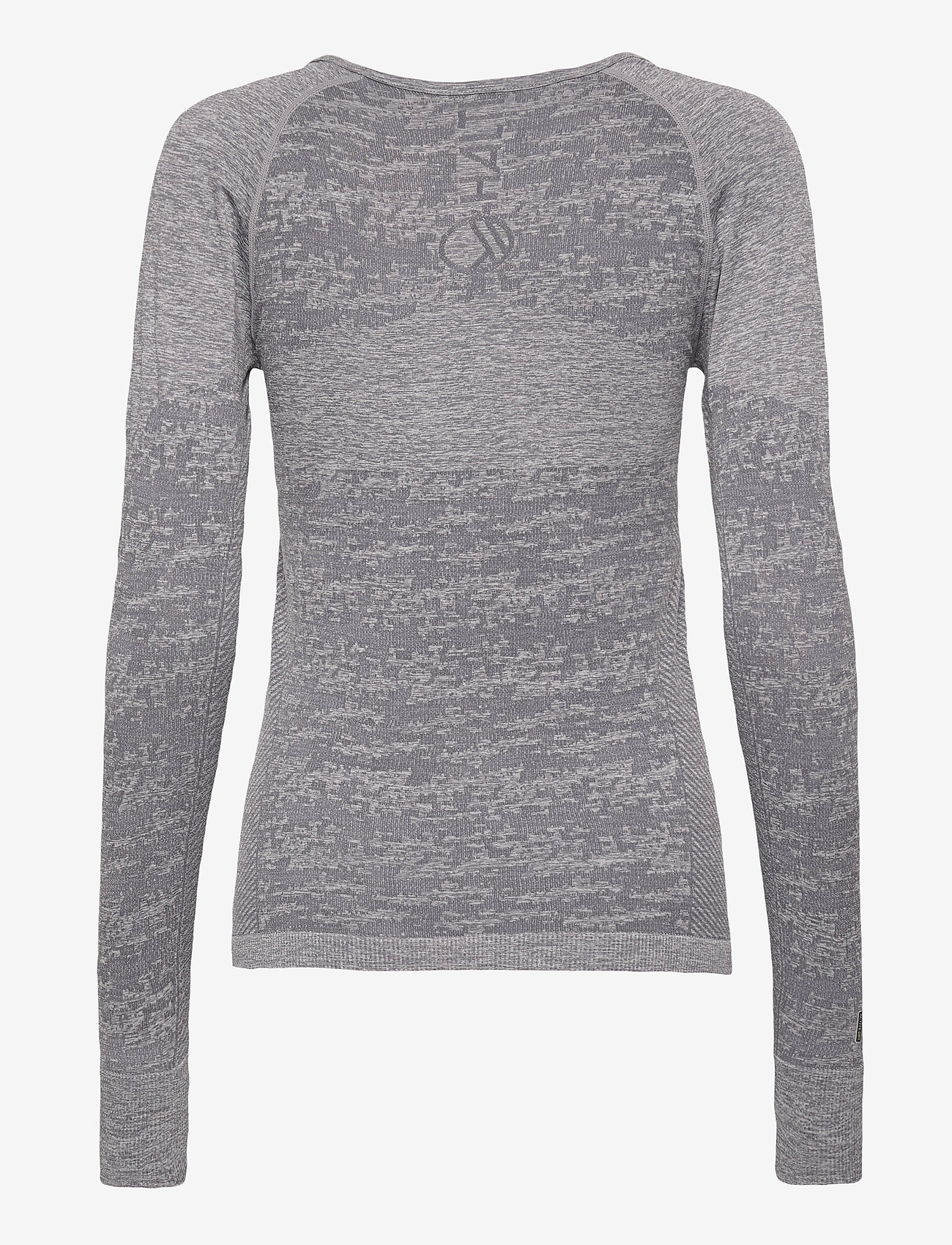 Halti - Free Recy Women's Seamless base layer shirt - thermo ondershirts - folkstone grey melange - 1