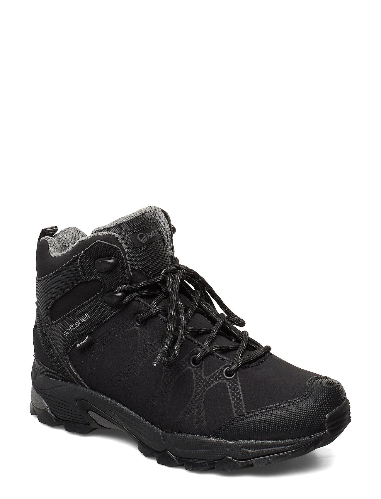 Image of M Mid Dx W Trekking Shoe Shoes Sport Shoes Training Shoes- Golf/tennis/fitness Sort Halti (3285596331)