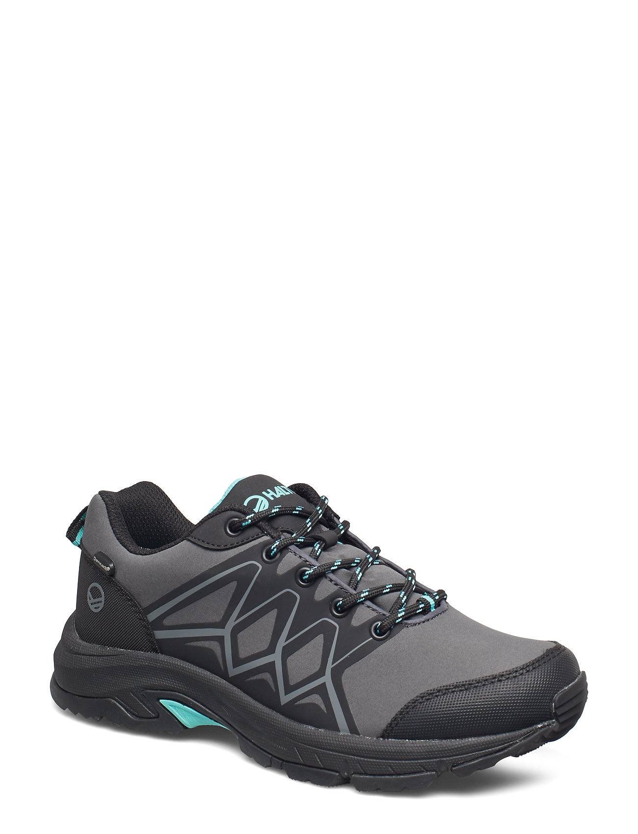 Image of Pove Low Dx W Outdoor Shoe Shoes Sport Shoes Training Shoes- Golf/tennis/fitness Grå Halti (3221353045)