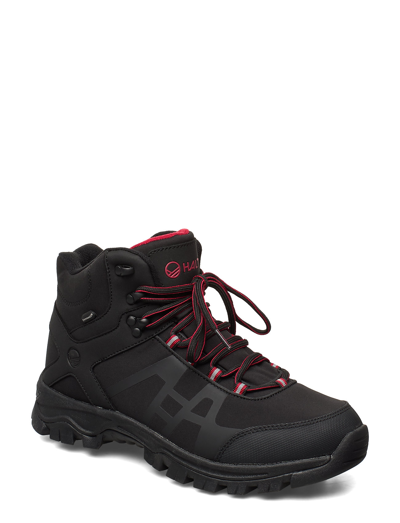 Image of Redo Mid Dx M Spike Shoe Shoes Sport Shoes Training Shoes- Golf/tennis/fitness Sort Halti (3285594147)