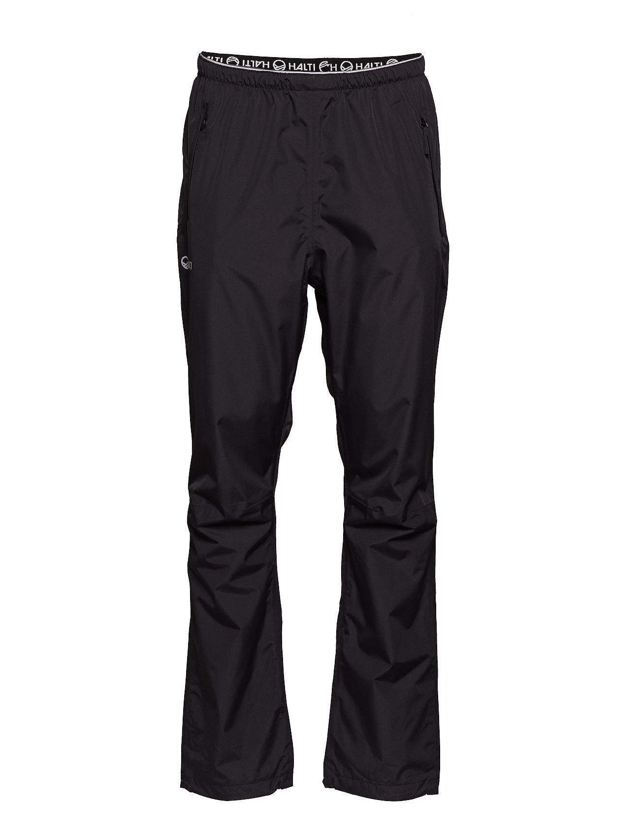 Halti Caima Men's DX Shell Pants - BLACK