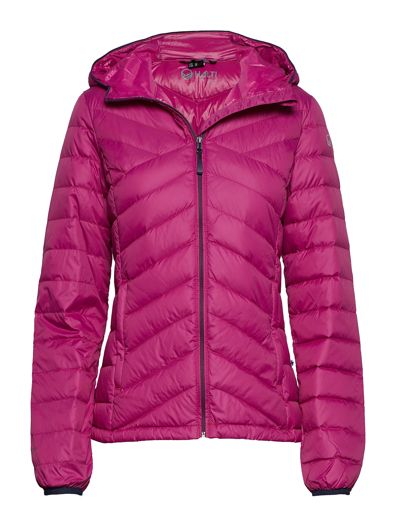 Halti Huippu W Down Jacket - WILD ASTER PURPLE