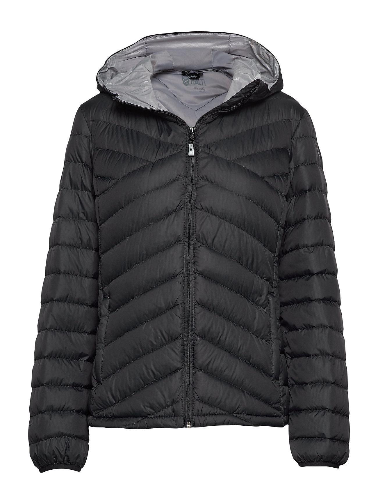 Halti Huippu W + Jacket - BLACK