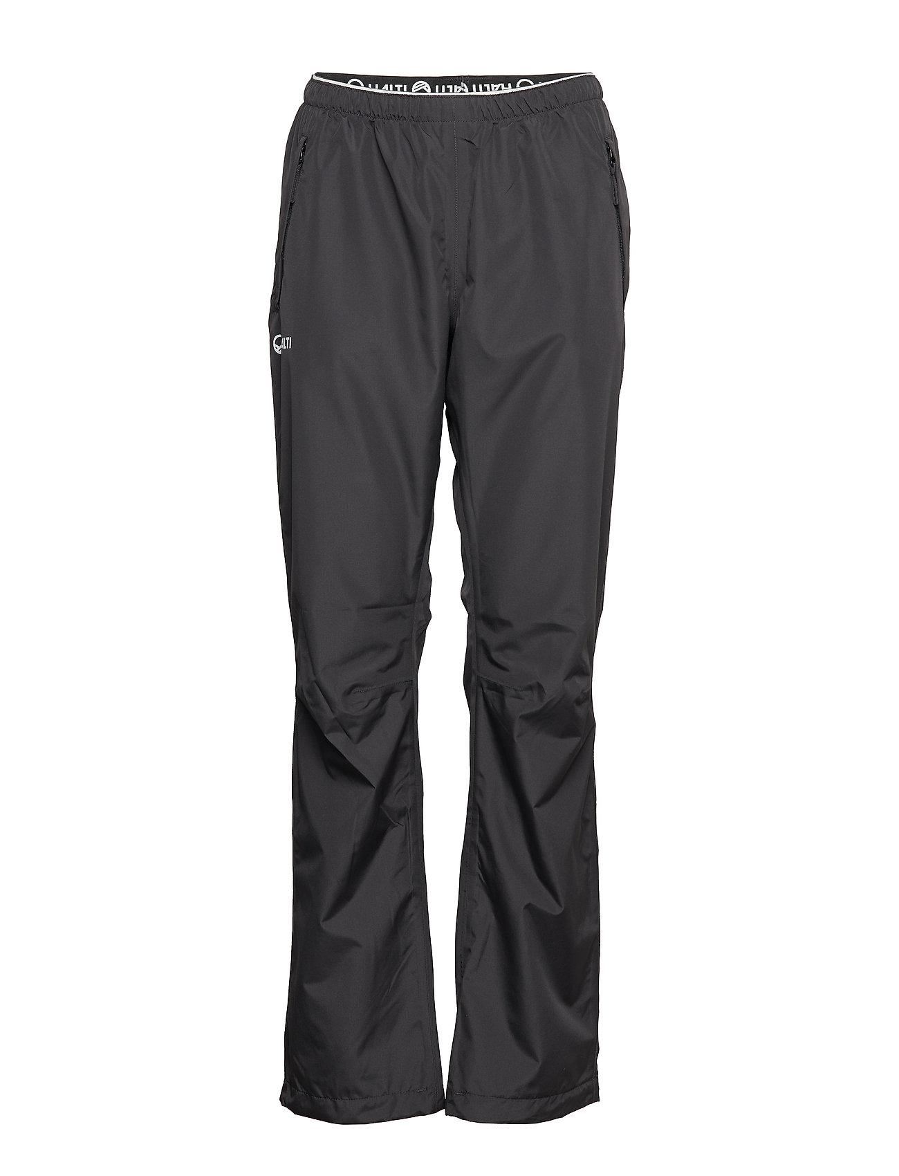 Halti Caima Plus Size Women's DX Shell Pants - BLACK