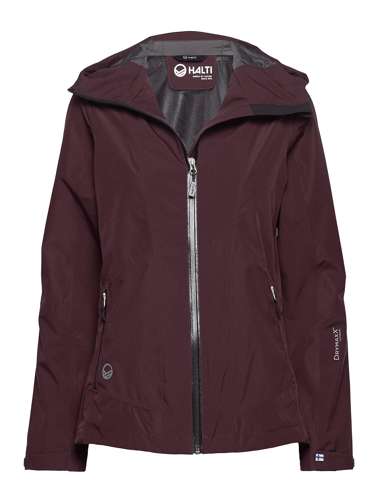 Vaara W Jacket Outerwear Sport Jackets Punainen Halti