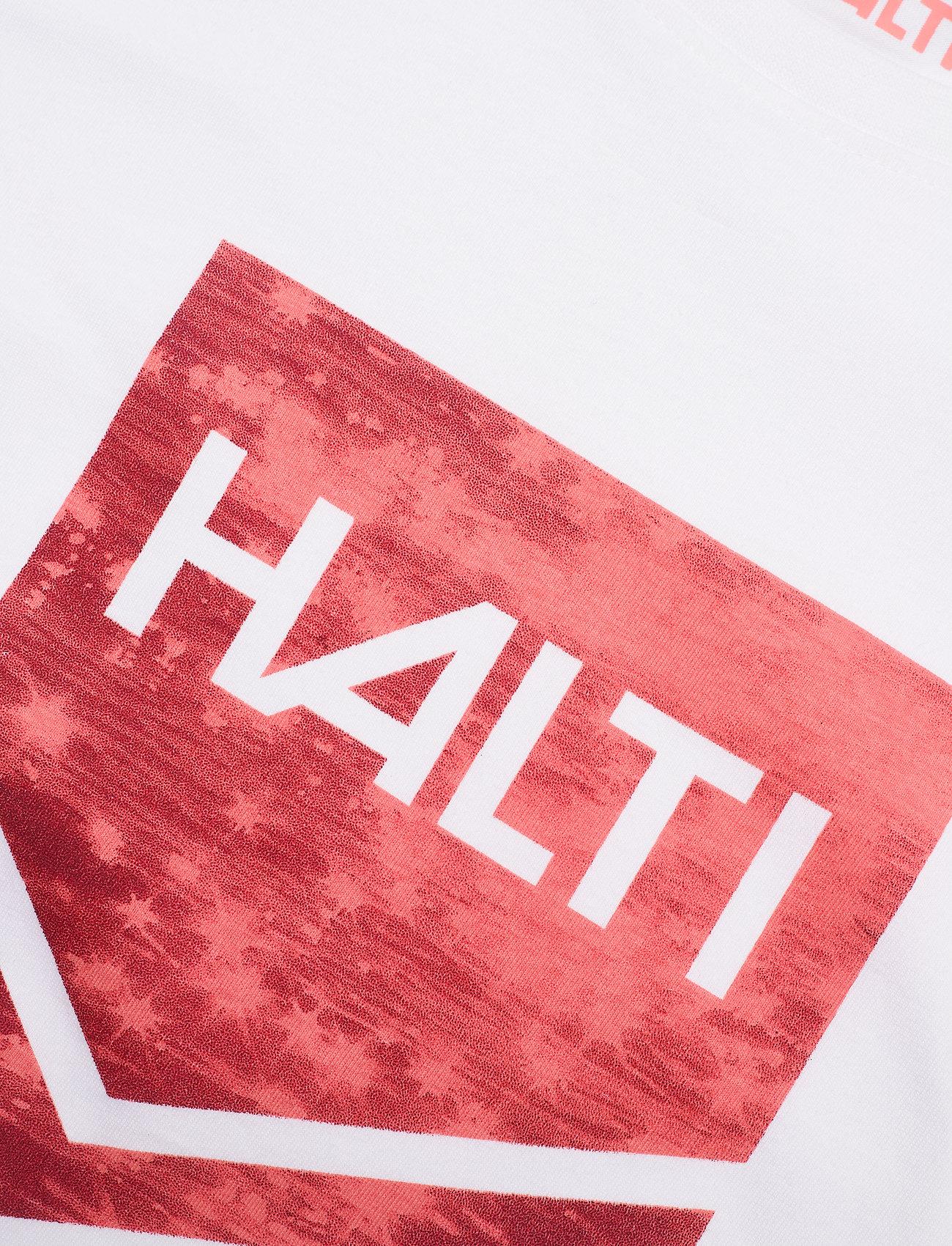 Halti Retki Women's T-shirt - T-shirty i zopy WHITE - Kobiety Odzież.