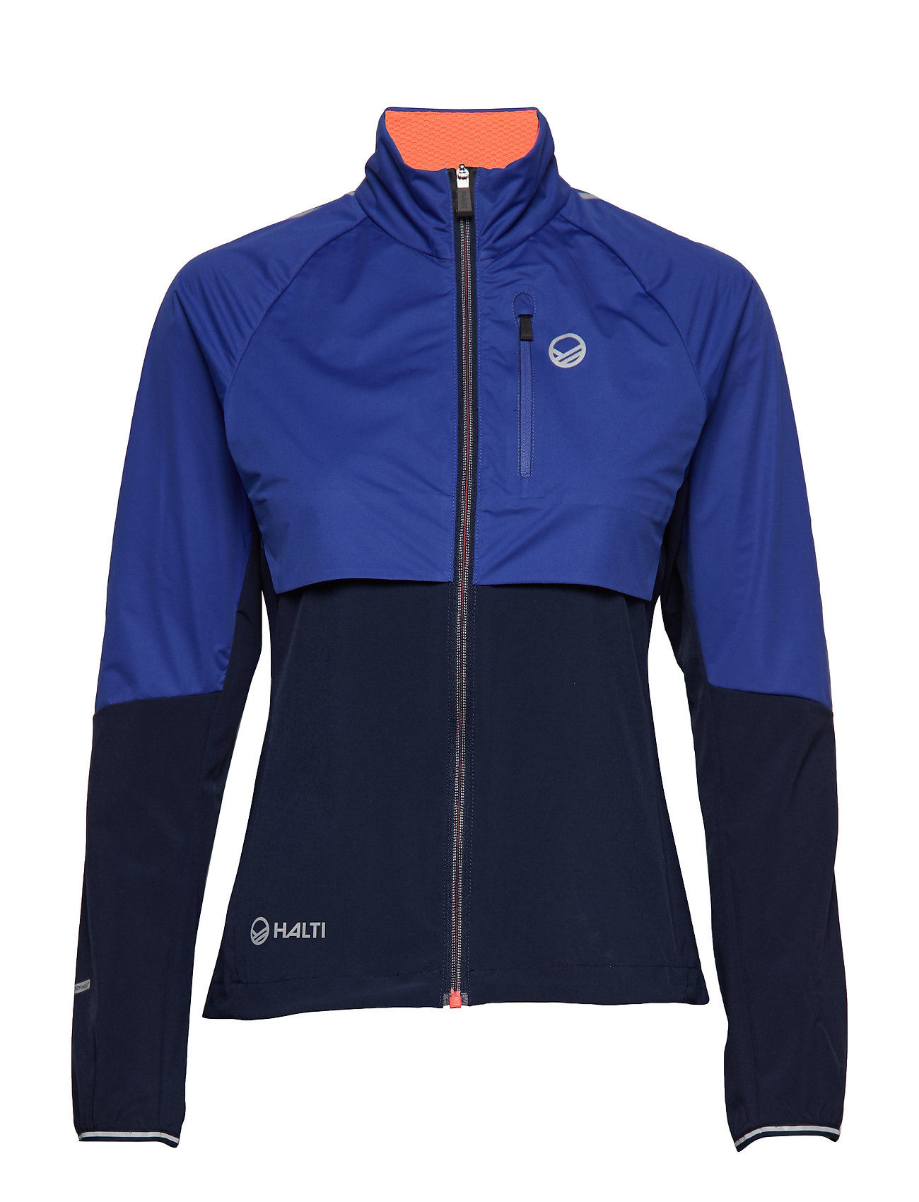 Halti Kiilo W Jacket - POWER BLUE