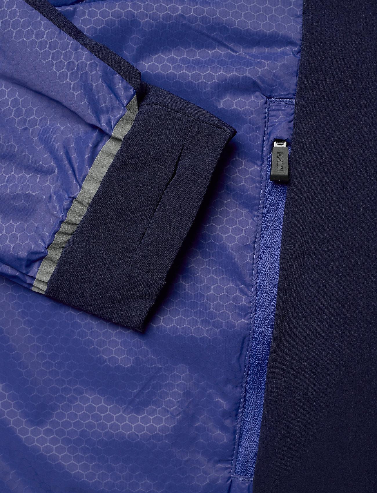 Halti Keimi Men's Hybrid Jacket - Jakker og frakker POWER BLUE - Menn Klær