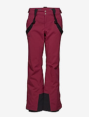 Halti - Puntti II W DX ski pants - insulated pants - plum purple - 0
